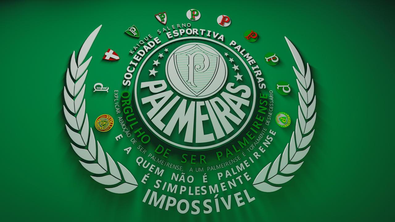 Orgulho palmeirense by Panico747