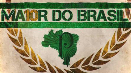 MA10R DO BRASIL - PALMEIRAS by Panico747