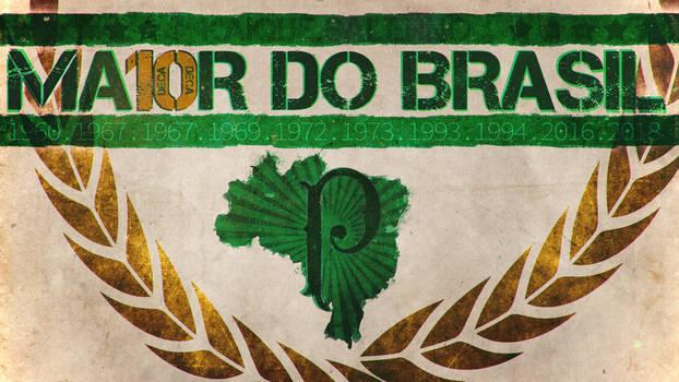 MA10R DO BRASIL - PALMEIRAS