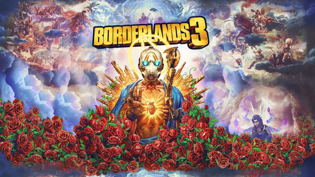 Borderlands 3 Wallpaper Cover