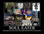 Soul Eater Rape Faces