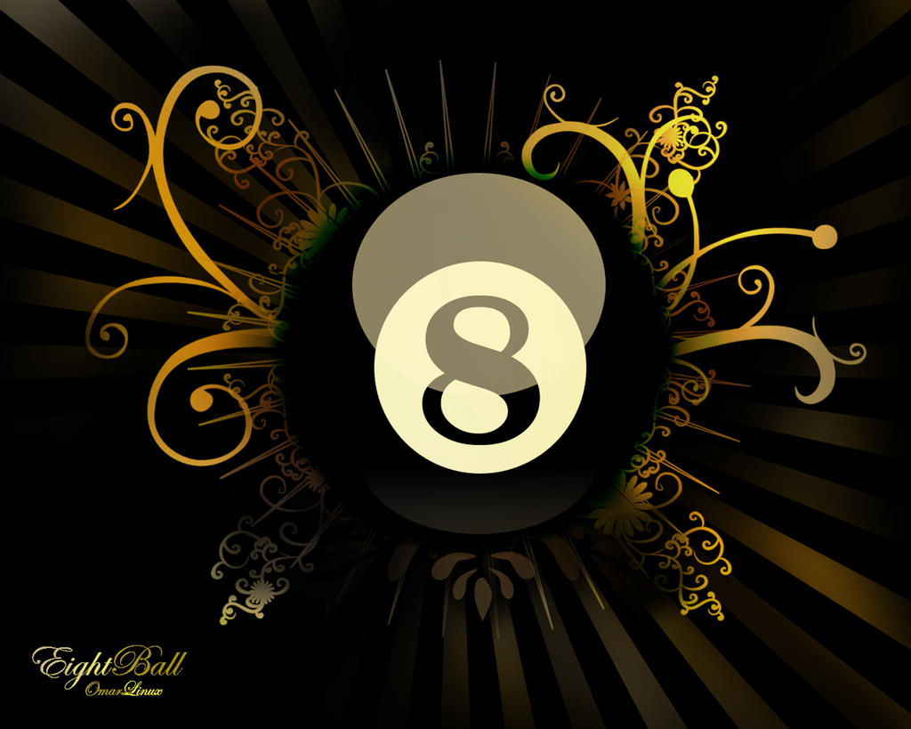 EightBall By Omarlinux On DeviantArt