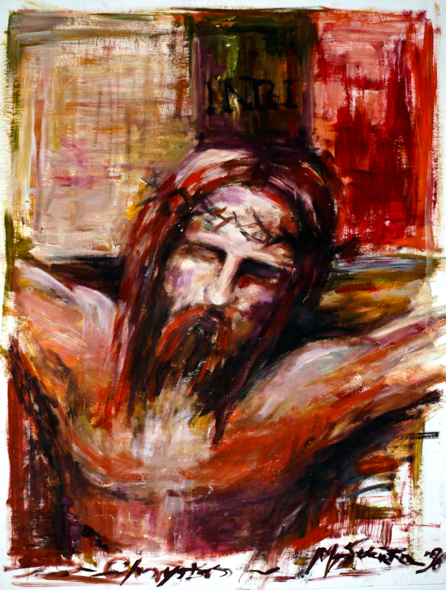 Christ by miladelic