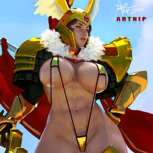Tresdin - Legion Commander (Dota 2)