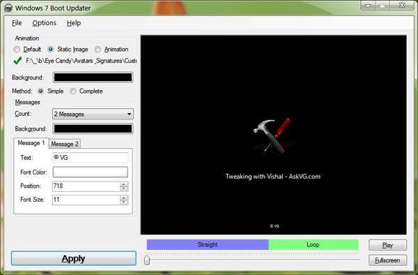 Windows 7 Boot Updater by Vishal-Gupta