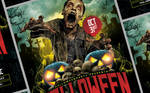 Halloween Flyer Template by lobaide