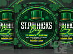 St. Patricks Day Flyer Template by lobaide