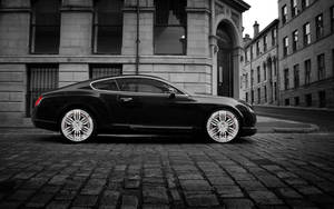 Bentley Continental Gt Custom by Matt-in