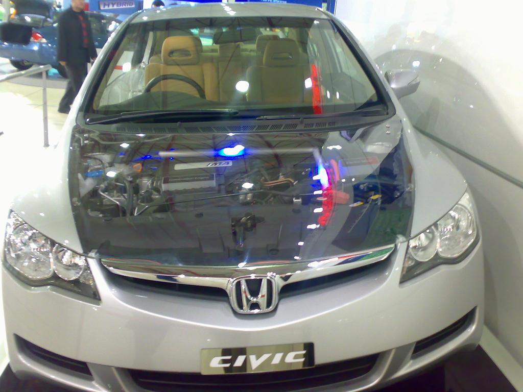 2007 Honda Civic Hybrid By Matt In ...