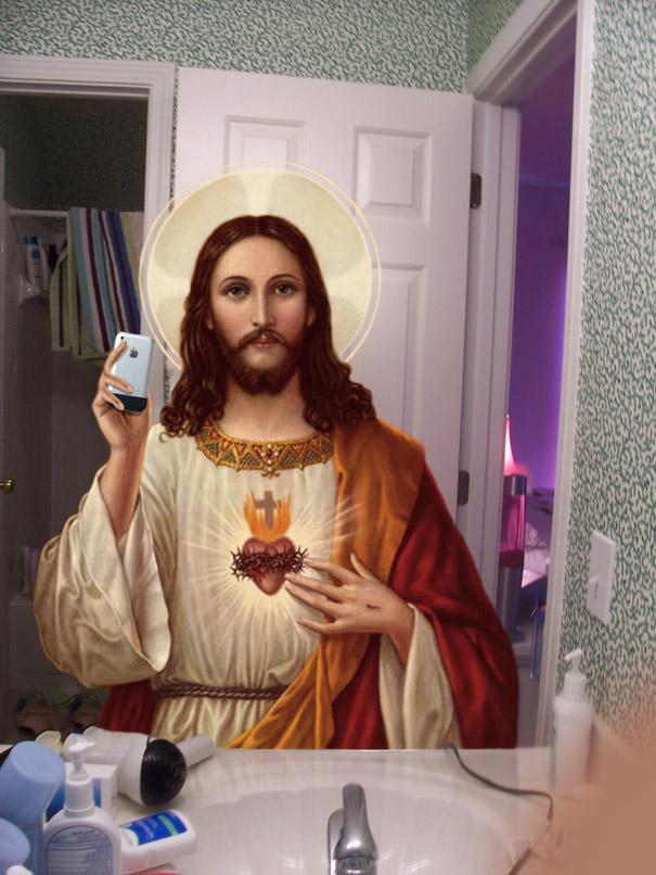 Camwhore Jesus