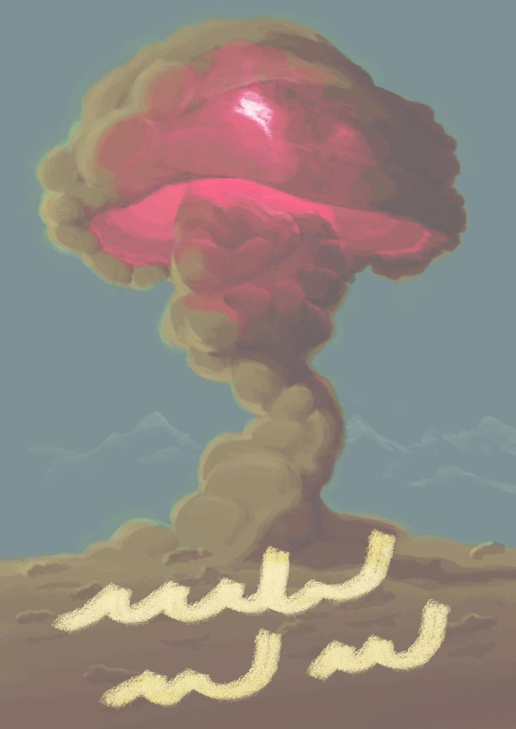 Atomic Pink by bennynero