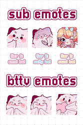 [P] Twitch Emotes by Batsouppe