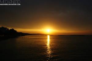 Sunrise by MediaNerd