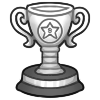 Silver Trophy by LogosLibrary
