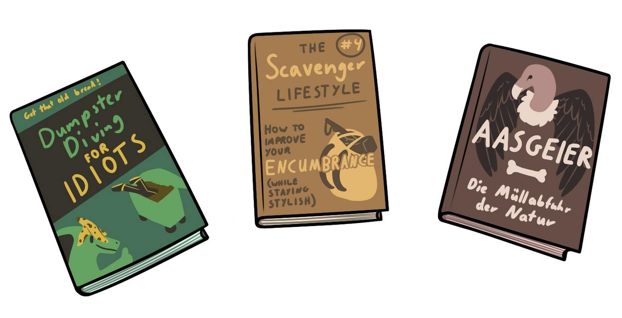 The Three Stolen Books by LogosLibrary