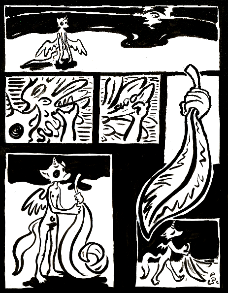 Good Little God page 1.12 by skeletonzoo