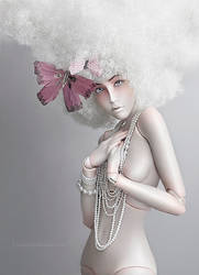 madame butterfly_doll by AirinArt