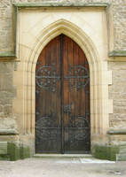Stock: Cathedral's Door by Ireth-stock