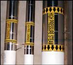 steam pipes - V