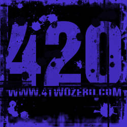 4twozero.com square sticker by airenaki
