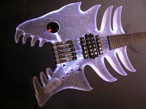 какие виды гитар бывают фото