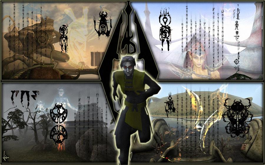 Morrowind by AandB