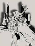 Sketch Lottery Eva-01