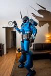 Jim Gordon Batman Armor