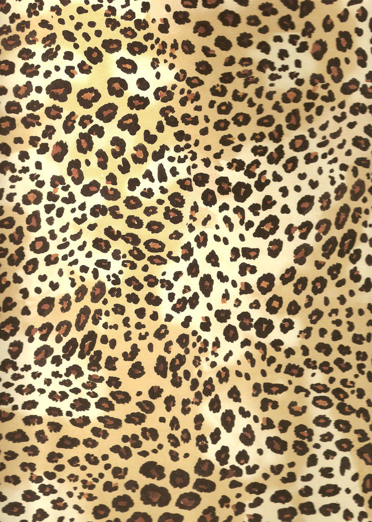 leopard print by vesperity stock on deviantart