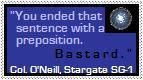 Stargate Literature Stamp by ATrue
