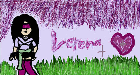 Purple Forest Girl Edition 01 by Lerena-Leigh-Helena