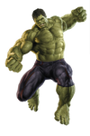 Hulk PNG/RENDER from Aou