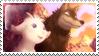 Stamp: Arashi no Yoru ni by Harumi-Chan