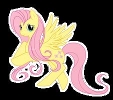 MLP: Fluttershy by Harumi-Chan