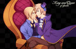 APH: King and Queen of Spades