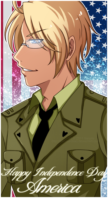 APH: Happy Independence Day by Harumi-Chan