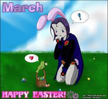 TT: Happy Easter by Harumi-Chan