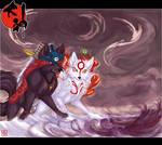Okami: Danger in Yoshpet