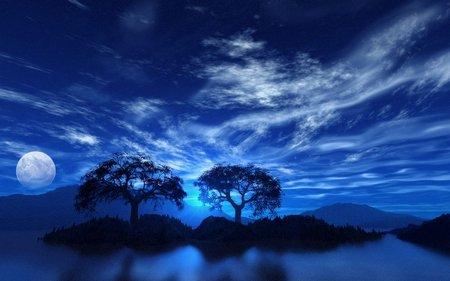 Moonlight of Wonder by knightmon