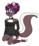 Wearing the best kind of pants by meowthatsme
