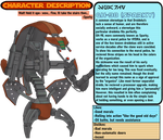 Character intro: Sparky the Droideka by Officer-JudyHopps