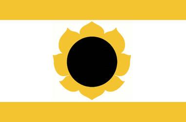 Flag: Republic of Odisha by Void-Wolf