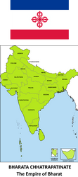 EUIV Nation: Bharata Chhatrapatinate by Void-Wolf