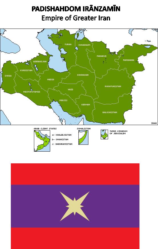 EUIV Nation: Padishahdom Iranzamin by Void-Wolf