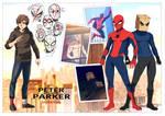 EARTH 6160: Hero Origin- Spider-Man