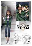 6160 Civilian Subject: Liz Allan (1995)