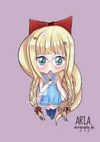 Aria by AeriGraphy