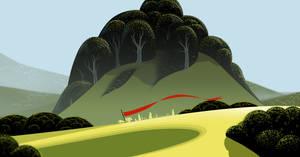 Banner Saga Landscape