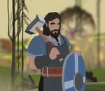 The Banner Saga: Off the Beaten Path - Blacksmith