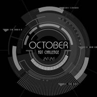 October Art Challenge 2020: Day 1
